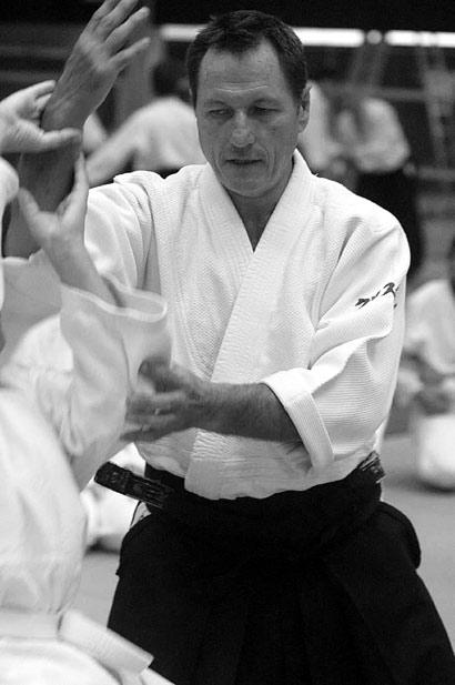 Christian Tissier - 7 dan aikido